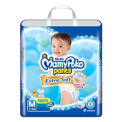 MamyPoko Pants Royal Soft Ukuran M