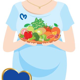 Vitamin untuk ibu hamil pada masa kehamilan muda-MamyPoko