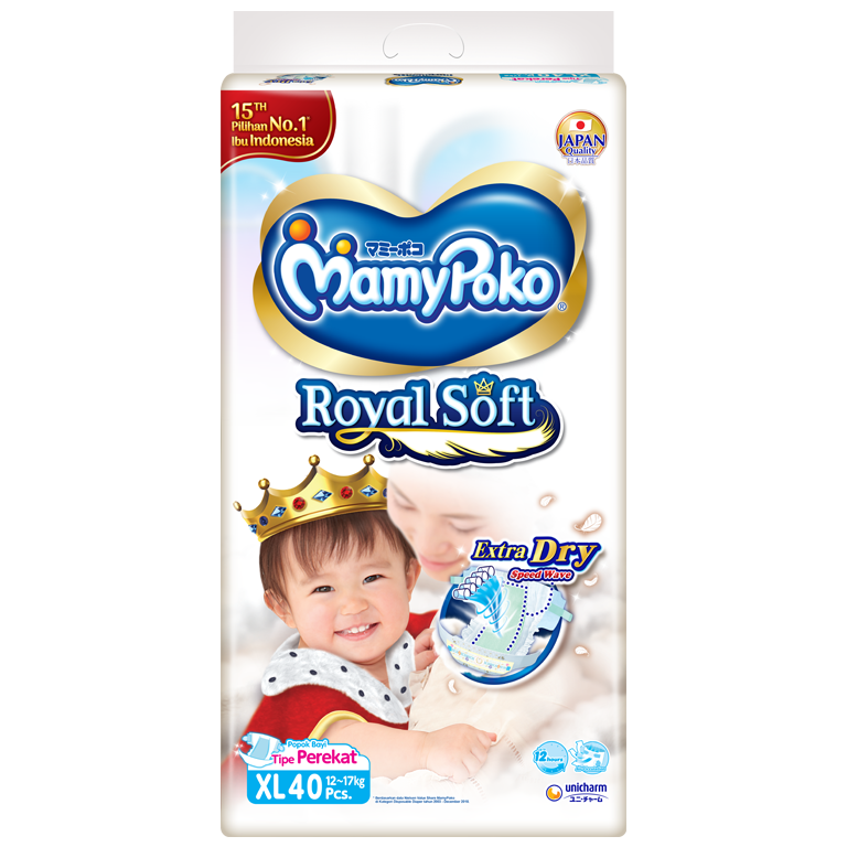 MamyPoko Royal Soft XL