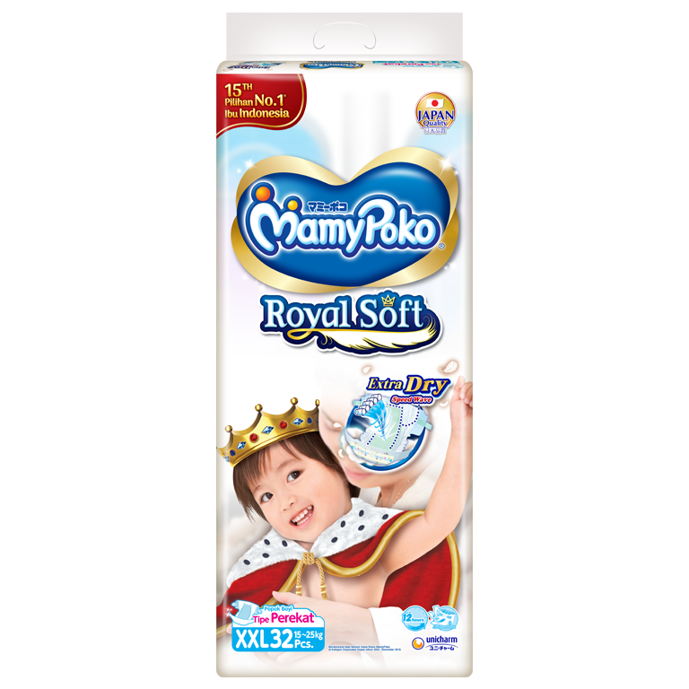 MamyPoko Royal Soft XXL
