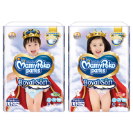 MamyPoko Pants Royal Soft (Ukuran L)