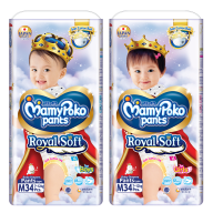 MamyPoko Pants Royal Soft (Ukuran M)