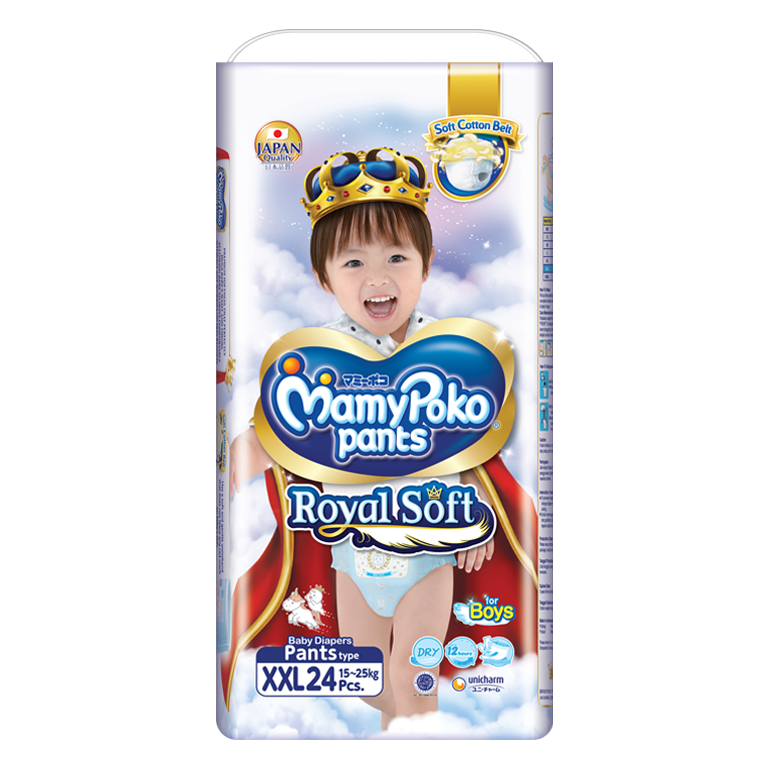 MamyPoko Pants Royal Soft xxl boy