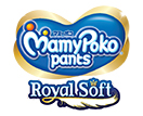 MamyPoko Pants Royal Soft